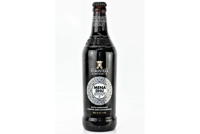 Mena Dhu Cornish Stout