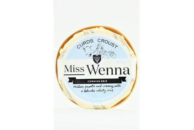 Curds & Croust Miss Wenna Cornish Brie