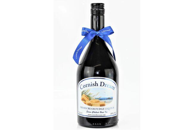 Cornish Dream Fudge Liqueur