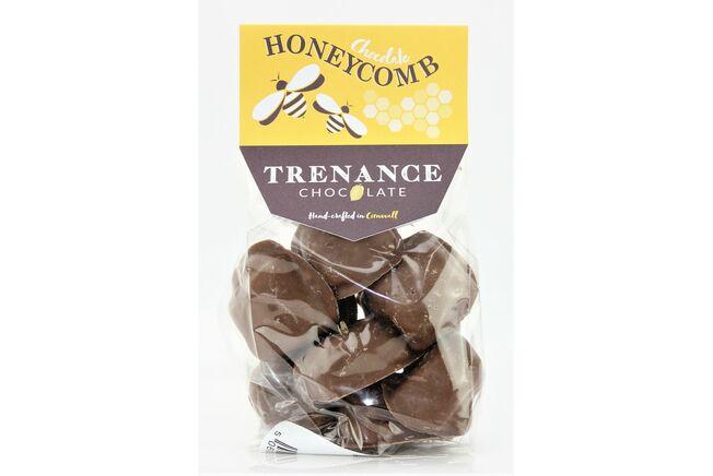 Trenance Chocolate Honeycomb Bag