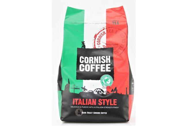 Cornish Italian Style Coffee