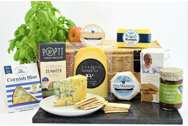 'The Big Cheese' Cornish Cheese Hamper