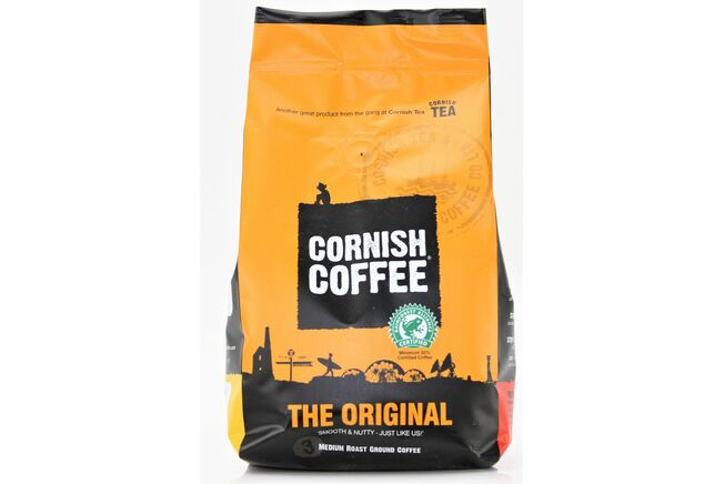 The Original Cornish Coffee