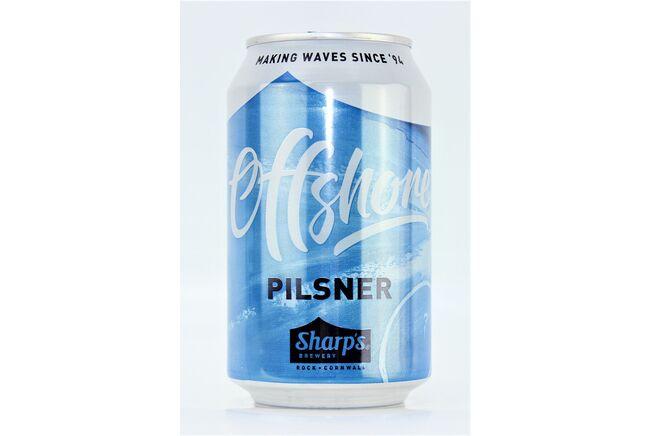 Sharp's Offshore Pilsner