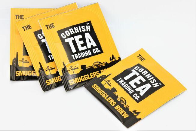 Cornish Smugglers Brew Tea (4 Individual Tea Bags)