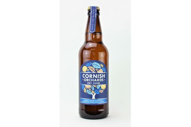 Cornish Orchards Dry Cider
