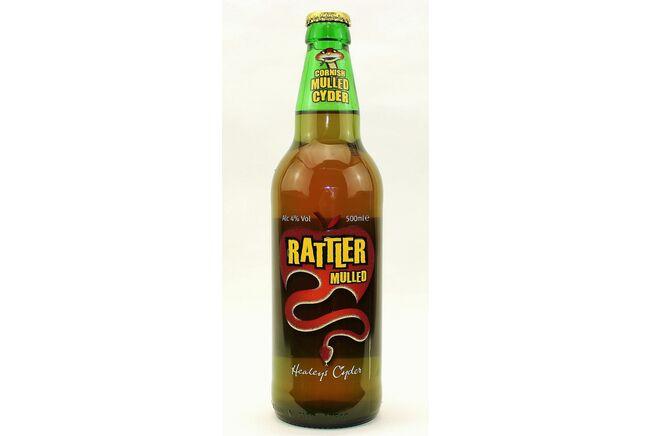 Healey's Rattler Mulled Cider (ABV 4.0%)