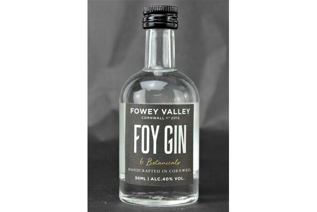 Fowey Valley Foy Gin Miniature