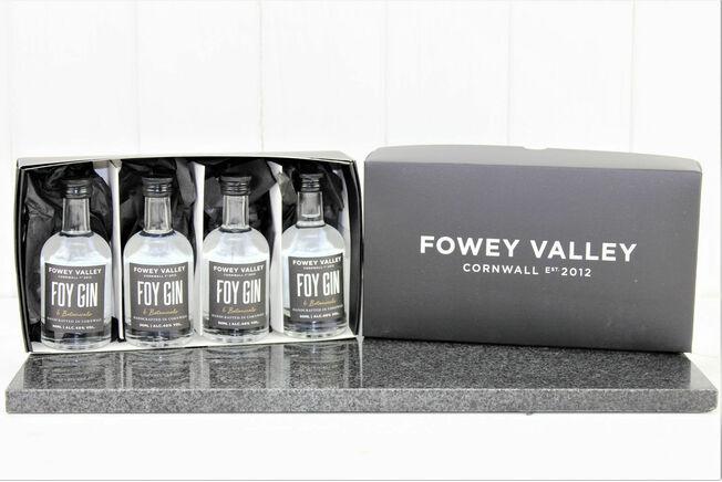 Miniature Foy Gin Presentation Box