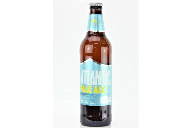 Sharp's Atlantic Pale Ale (ABV 4.5%)
