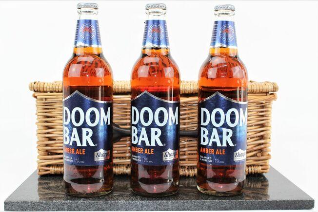Trio Of Doom Bar Cornish Ales