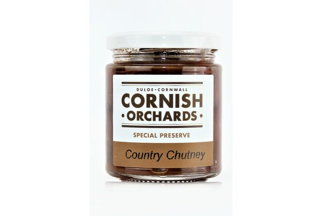 Cornish Orchards Special Preserve Country Chutney