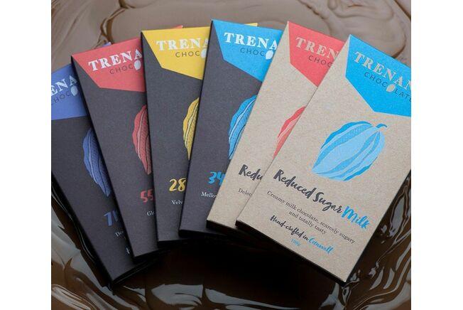 Trenance Plain 71% Chocolate