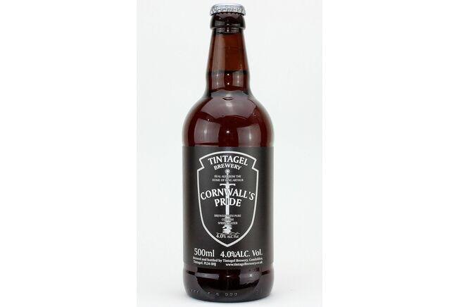Tintagel Brewery Cornwall\'s Pride (ABV 4.0%)