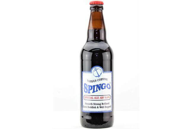 Blue Anchor - Spingo Special (Strong Ale - ABV 6.6%)