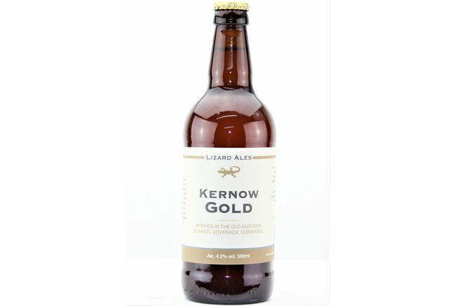 Lizard Ales Kernow Gold Golden Ale (ABV 3.7%)