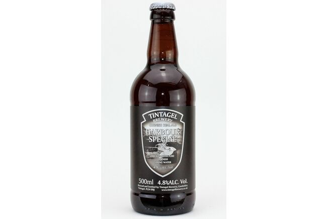 Tintagel Brewery Harbour Special Premium Bitter (ABV 4.8%)