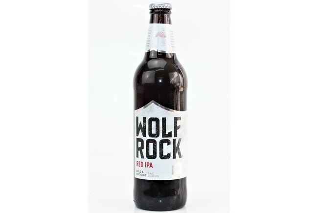 Sharp's Wolf Rock Red IPA (4.8%)