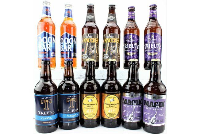 Lockdown Special Gift Box - Twelve Cornish Beers