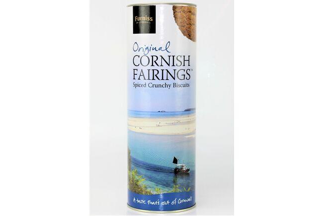 Furniss Original Cornish Fairings Drum