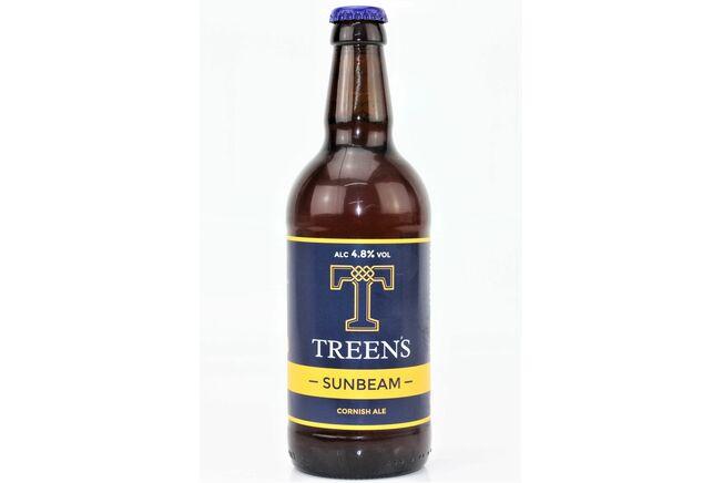 Treen's Sunbeam Cornish Ale (ABV 4.8%)
