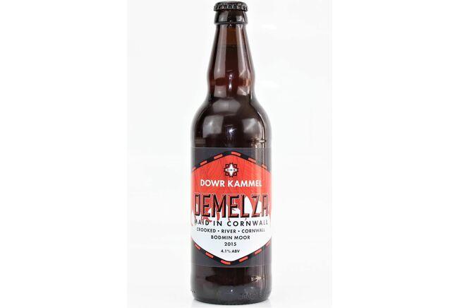 Dowr Kammel Demelza Amber Ale (ABV 4.1%)