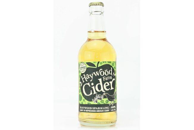 Haywood Farm Sparkling Medium Cider (ABV 5%)