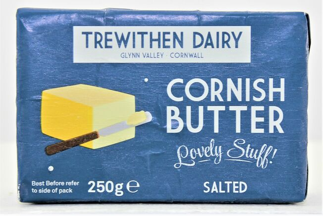 Trewithen Dairy Salted Butter