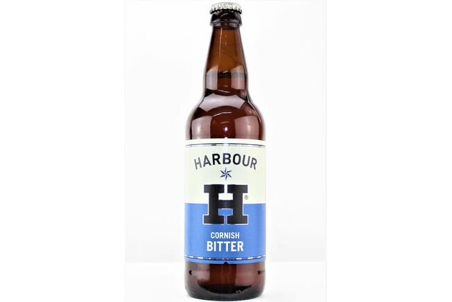 Harbour Brewing Company Cornish Bitter (ABV 4.0%)