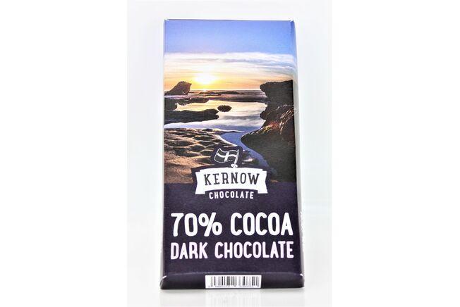 Kernow 70% Cocoa Chocolate