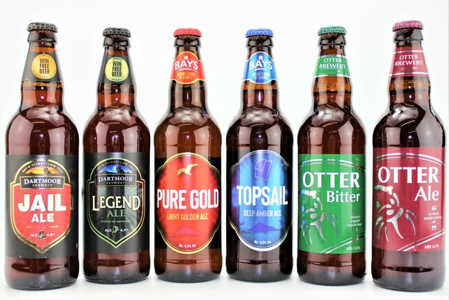 'Beers From Over The Border' Gift Box