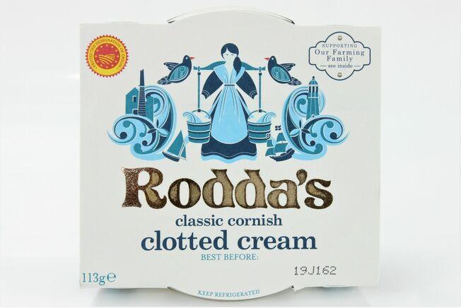 Rodda\'s Clotted Cream (113g)