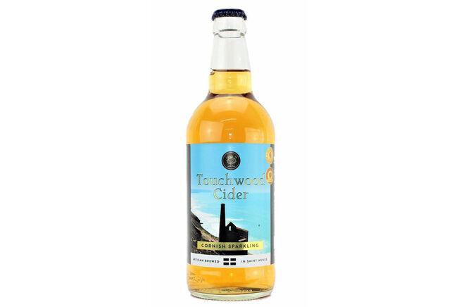 Touchwood Cider (ABV 5.0%)