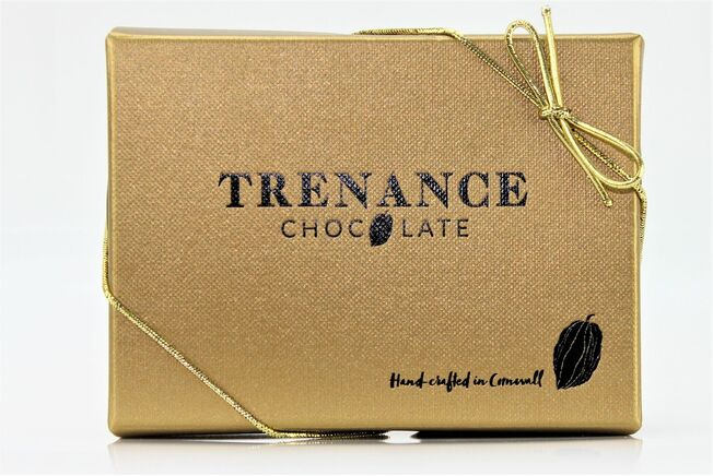 Trenance Luxury Handmade Chocolates (6 Chocolates)